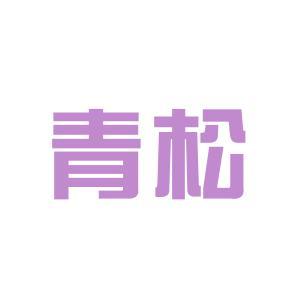 青松建筑裝飾工程logo