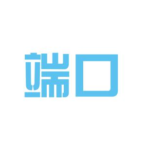 端口网logo