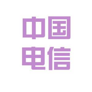 新疆电信logo