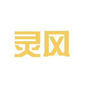 灵风传媒logo