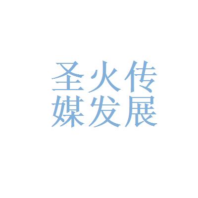 广东圣火传媒发展有限公司logo