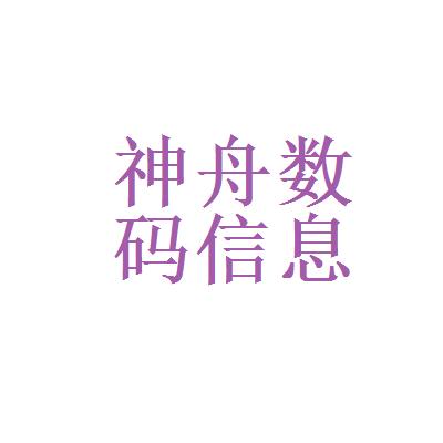 神舟数码信息服务股份有限公司logo