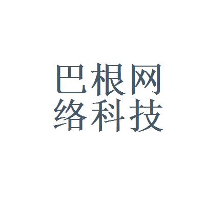 厦门巴根网络科技有限公司logo