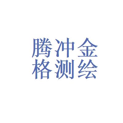 腾冲金格测绘有限公司logo