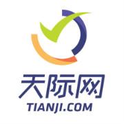 天际网logo