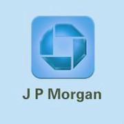 摩根大通(JP Morgan)logo