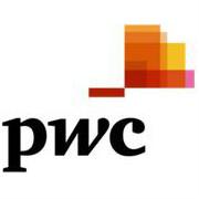 普华永道(PWC)logo