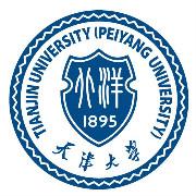天津大学logo