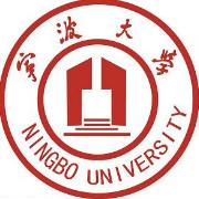 宁波大学logo