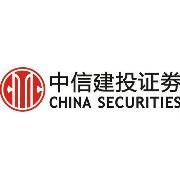 中信建投证券股份logo