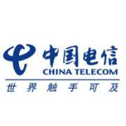 北京电信logo