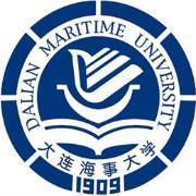 大連海事大學logo