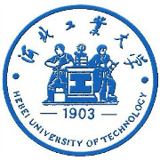 河北工业大学logo