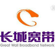 上海长城宽带logo