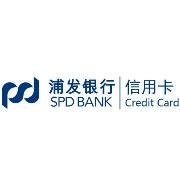 浦东发展银行信用卡中心logo
