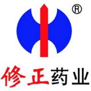 修正药业logo