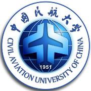 中国民航大学logo