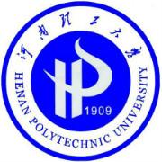 河南理工大学logo