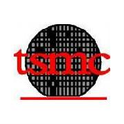 台积电logo