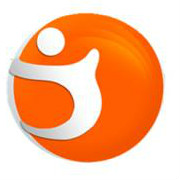 激动网logo