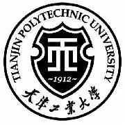 天津工业大学logo