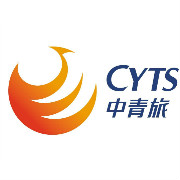 中青旅(上海)国际会议展览有限公司logo