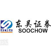 东吴证券logo