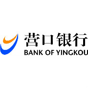 营口银行logo