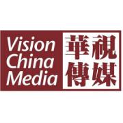 华视传媒logo