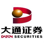大通证券logo