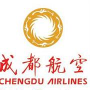 成都航空logo