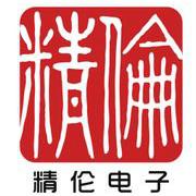 精伦电子股份有限公司logo