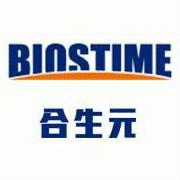 合生元生物制品有限公司logo