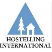 国际青年旅舍logo