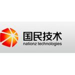 国民技术股份logo