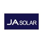 晶澳太陽能有限公司logo