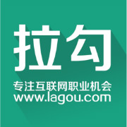 拉勾網logo
