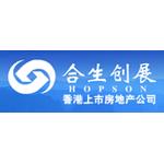 合生创展广东东部区域公司logo