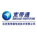 北京宽带通电信logo