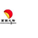 万国纸业太阳白卡纸有限公司logo