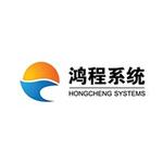 鸿程系统logo