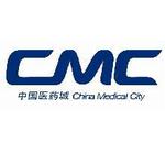 中国医药城logo