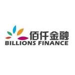 佰仟金融logo