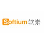 上海软素计算机科技有限公司logo
