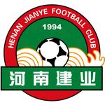 河南建业logo