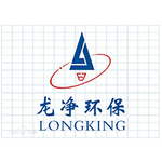 龙净环保logo