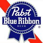 蓝带啤酒logo