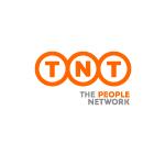 TNT快递公司logo