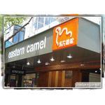 东方骆驼logo