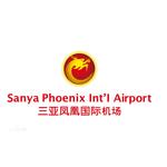 三亚凤凰国际机场logo